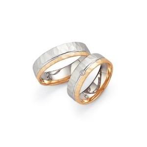 Alianzas de oro bicolor 052541-4_382541