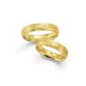 Alianzas de oro amarillo Fischer 061602-4_381602