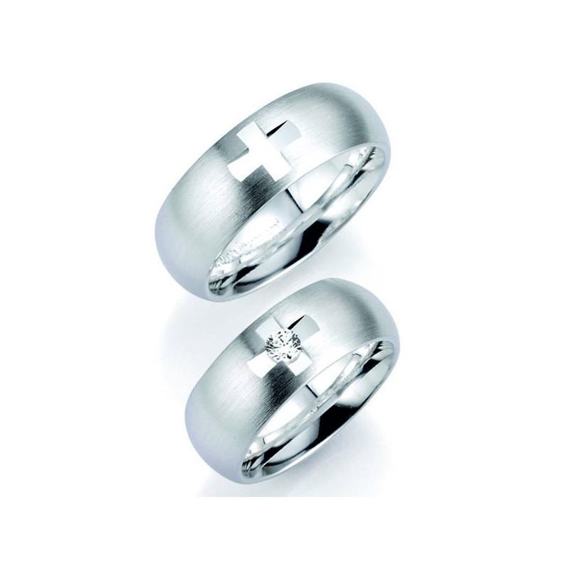 Alianzas de plata Bruno Banani 91016 91017