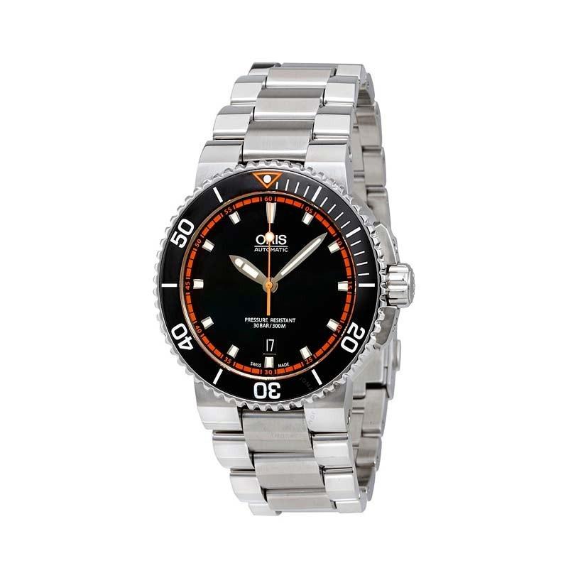 Reloj Oris Aquis Date 43 mm 733 7653 4128