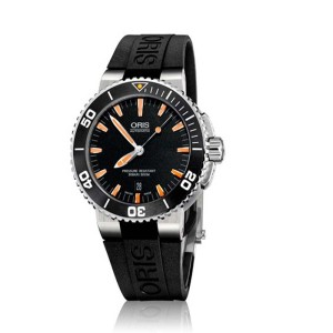 Reloj Oris Aquis Date 43 mm 733 7653 4159