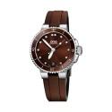 Reloj Oris Aquis Date Diamonds 36 mm 733 7652 4192
