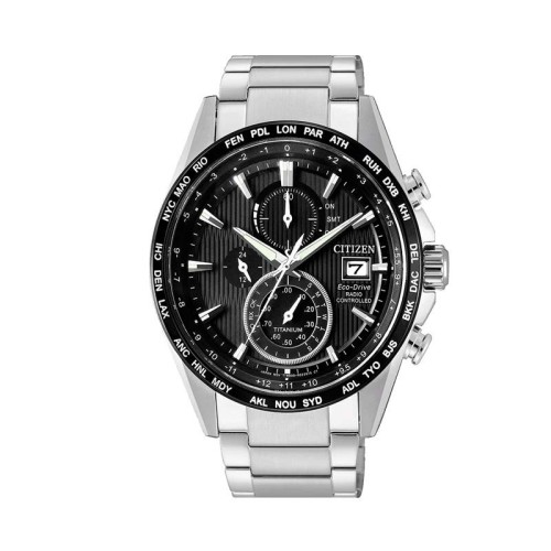 Reloj Citizen Radio Controlado Eco-Drive TI AT8154-82E
