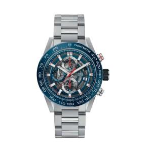 Reloj Tag Heuer Carrera Calibre Heuer 01 Automatic Watch 100 M 43 mm CAR201T.BA0766