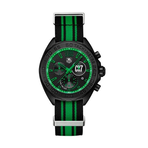 Reloj Tag Heuer FÓRMULA 1 42mm Ronaldo CAZ1113.FC8189