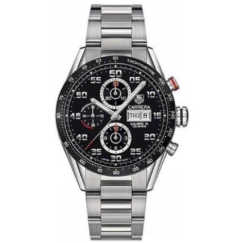 Reloj TAG HEUER CARRERA AUTOMATICO CHRONOGRAPH CV2A1R.BA0799