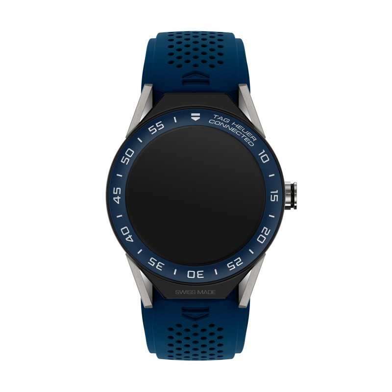 RELOJ TAG HEUER CONNECTED MODULAR 45 SBF8A8012.11FT6077