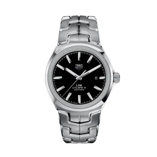 Reloj Tag Heuer Link Calibre 5 41mm WBC2110.BA0603