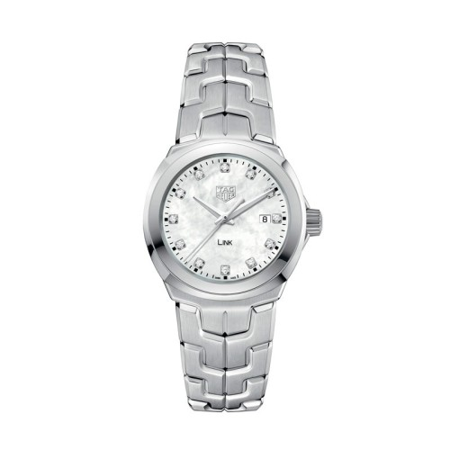 Reloj Tag Heuer Link Cuarzo 32mm WBC1312.BA0600