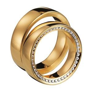 Alianzas oro amarillo Saint Maurice - Infinity 88033_88133