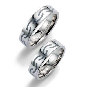 Alianzas de plata Bruno Banani 44_86004