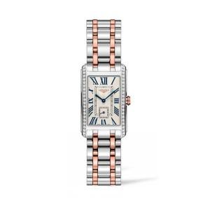 Reloj Longines Dolce Vita cuarzo 23x37mm L5.512.5.79.7