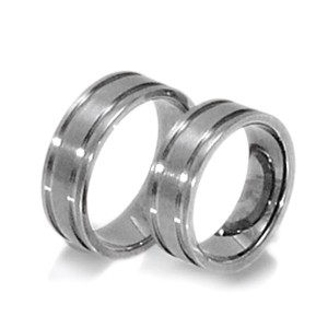 Alianzas de Titanio. Titanium Collection TTT1078-70