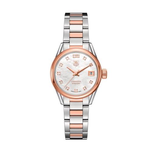 Reloj Tag Heuer Carrera 28mm WAR2452.BD0777