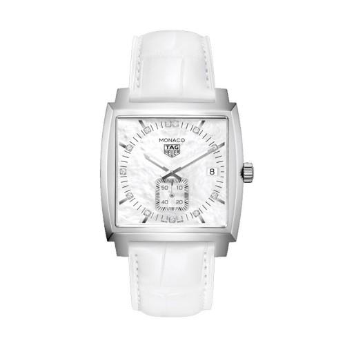 Reloj Tag Heuer Monaco 37mm WAW131B.FC6247
