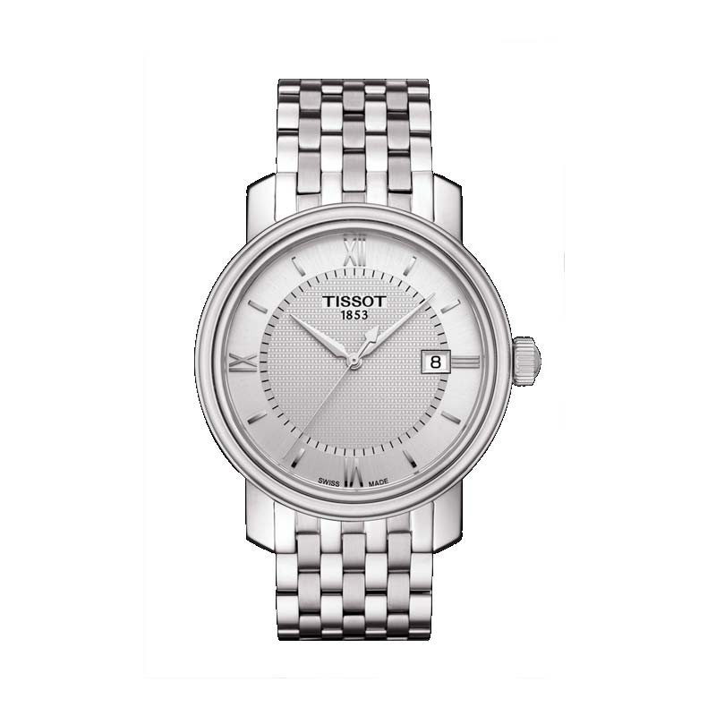 Reloj Tissot 40 mm Bridgeport T097.410.11.038.00