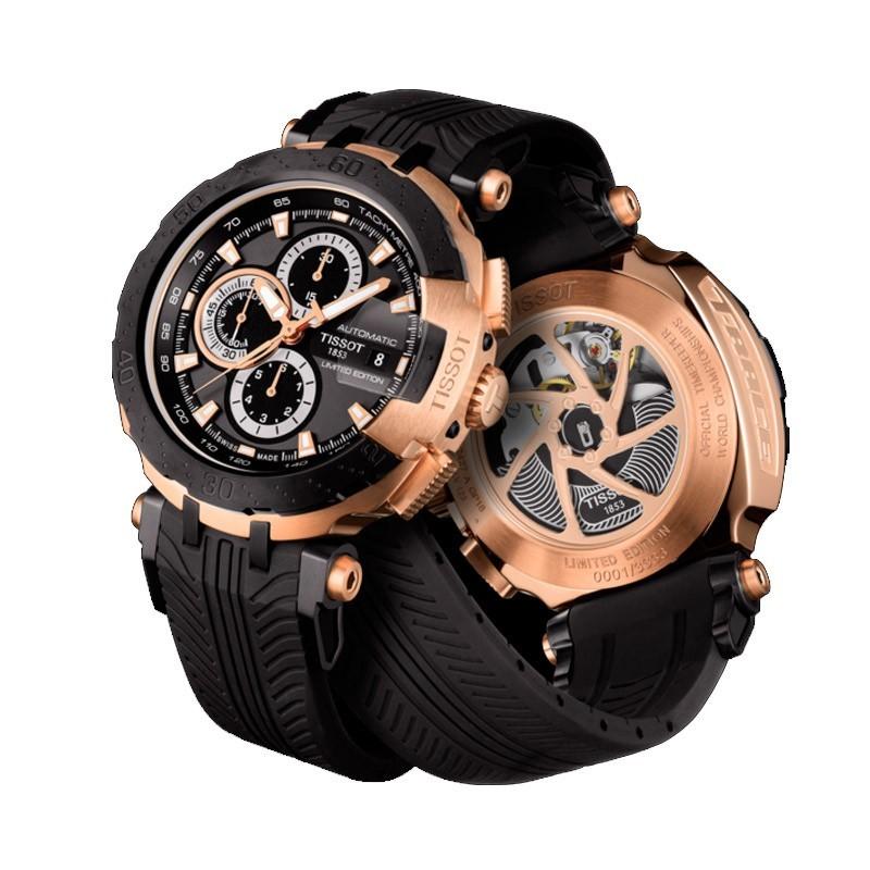 Reloj TISSOT T-RACE 47.2 mm MOTOGP 2018 AUTOMATIC LIMITED EDITION T092.427.27.061.01