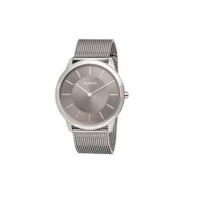Calvin Minimal Reloj Klein 43mm K3m2t124 Gris WEH2eIDY9