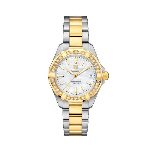 RELOJ TAG HEUER AQUARACER CUARZO LADY 32mm WBD1321.BB0320