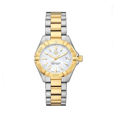 RELOJ TAG HEUER AQUARACER CUARZO LADY 27 mm WBD1420.BB0321