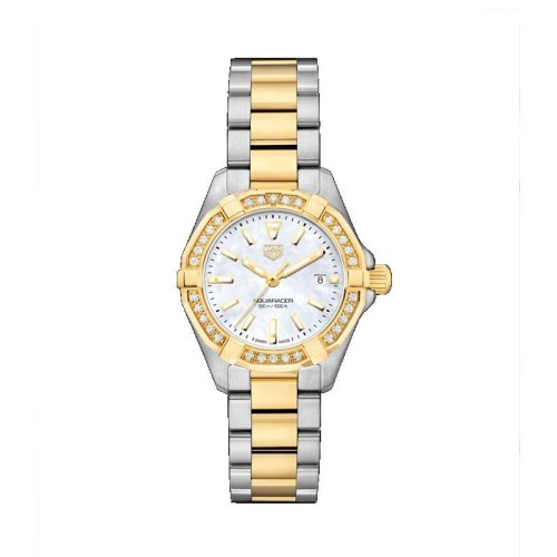 RELOJ TAG HEUER AQUARACER CUARZO LADY 27 mm WBD1421.BB0321