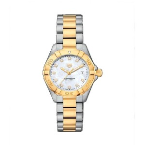 RELOJ TAG HEUER AQUARACER CUARZO LADY 27 mm WBD1422.BB0321