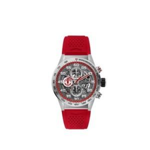 Reloj Tag Heuer Carrera Calibre Heuer 01 Automatic 100 M 43 mm CAR201M.FT6156