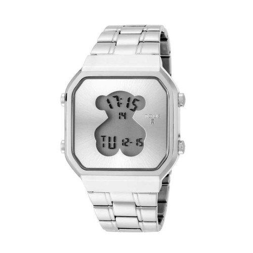 Reloj TOUS D-Bear digital acero 600350275