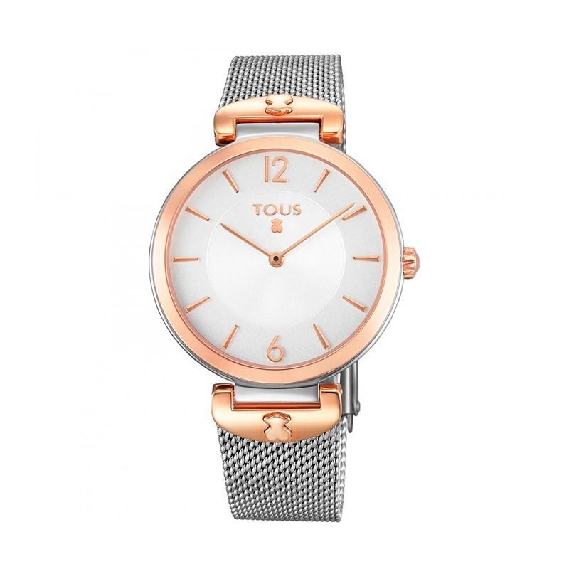 Reloj TOUS S-Mesh de acero 700350285