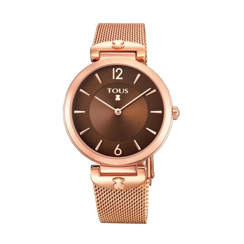 Reloj TOUS S-Mesh rosado 700350290