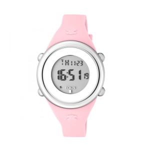 Reloj TOUS Soft acero y silicona 33mm 800350610