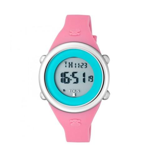 Reloj TOUS Soft acero y silicona 33mm 800350615