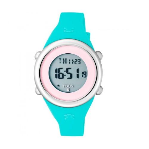 Reloj TOUS Soft acero y silicona 33mm 800350620