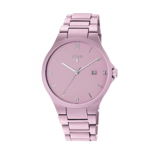 Reloj TOUS Motion aluminio rosa 38mm 800350670