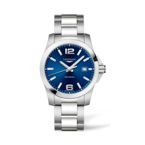 Reloj Longines Conquest Cuarzo 41mm L3.759.4.96.6