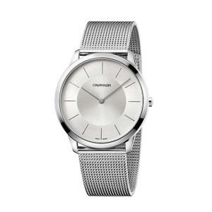 Reloj Calvin Klein Minimal Silver 43mm K3M2T126