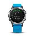 Reloj Garmin Quantix 5 GPS azul 010-01688-40