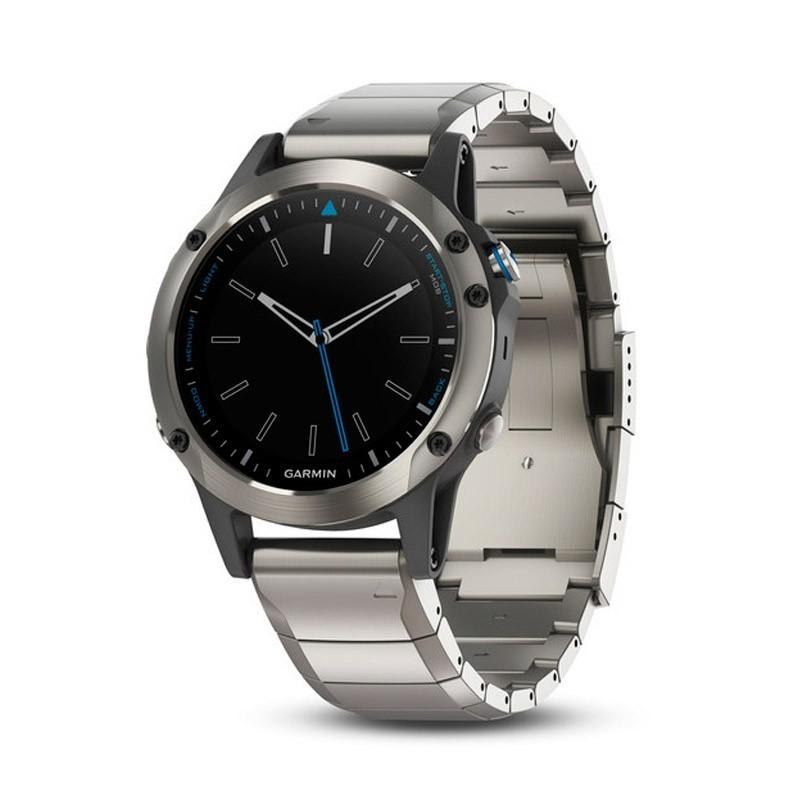 Reloj Garmin Quantix 5 GPS zafiro 010-01688-42