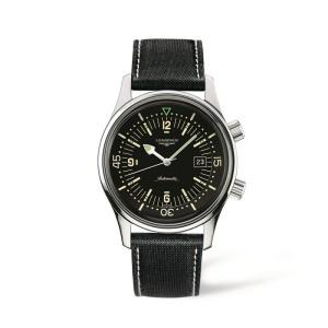 Reloj Longines Legend Diver 42mm L3.774.4.50.0
