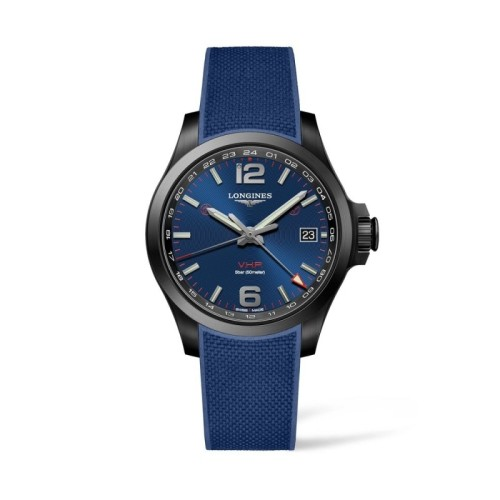 Reloj Longines conquest vhp para Caballero 43mm L3.728.2.96.9