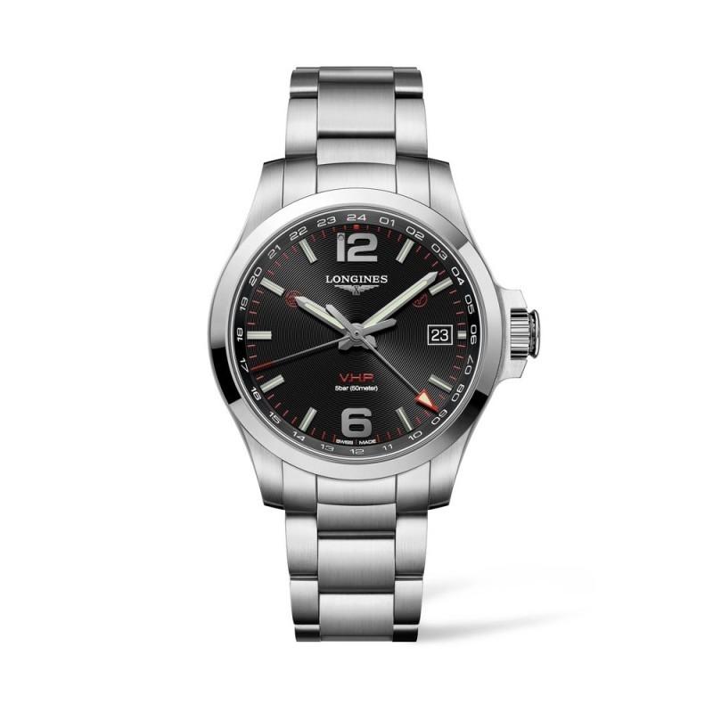 Reloj Longines conquest vhp para Caballero 41mm L3.718.4.56.6