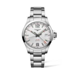 Reloj Longines Conquest VHP GMT 41mm L3.718.4.76.6