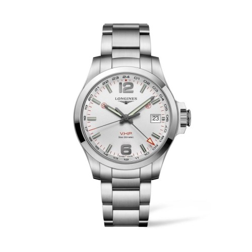 Reloj Longines conquest vhp para Caballero 43mm L3.728.4.76.6