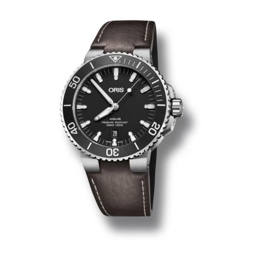 Reloj Oris Aquis para Caballero 43.50mm 01 733 7730 4124-07 5 24 10EB