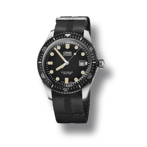 Reloj Oris 'Divers' Sixty Five 01 733 7720 4054-07 5 21 26FC
