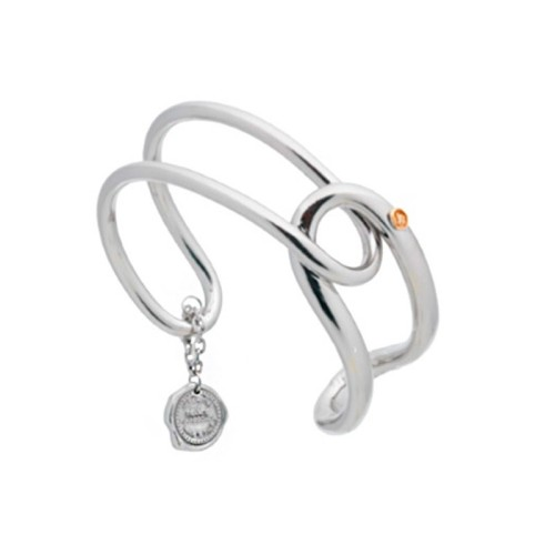 Pulsera Pianegonda plata Nest of Love FPV019B001
