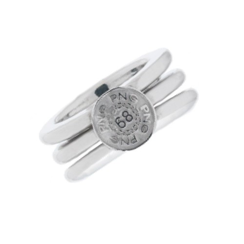 Anillo Pianegonda plata Links4You PNG017A001