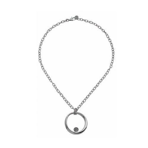 Collar Pianegonda plata Circle4Love PNG018C001