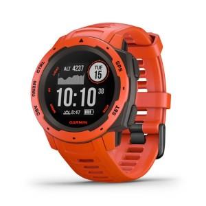 Reloj Garmin Instinc Rojo 45mm 010-02064-02