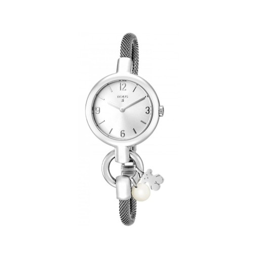 Reloj Tous Hold Charms acero 30mm 800350870
